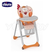 Chicco Polly 2 Start多功能成長高腳餐椅 -咕咕公雞