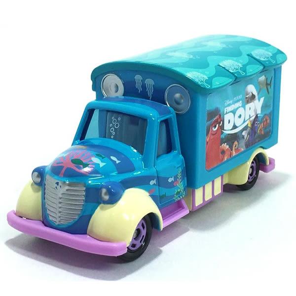 海底總動員多美小汽車 TOMICA 海底總動員2 多莉去那兒 多莉金屬宣傳車/兒童玩具[喜愛屋]