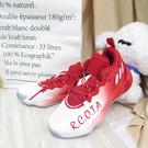 ADIDAS DAME 7 EXTPLY GCA 拓荒者 男款 籃球鞋 GV9869 紅白 大尺碼【iSport】