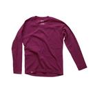 [Outd'r Show] 中性細纖刷毛保暖上衣 洋紫 (17A31-606)