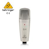 ★BEHRINGER★C-1 錄音室電容麥克風 (心形拾音模式)