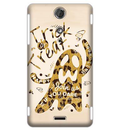 ♥ 俏魔女美人館 ♥  Sony LT29i【豹紋怪*水晶硬殼 】手機殼  保護殼