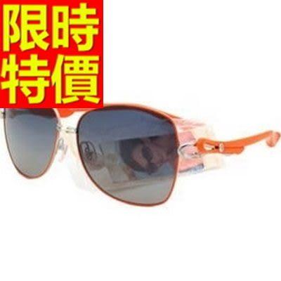 太陽眼鏡(單件)-男女墨鏡 偏光防紫外線簡單必敗獨一無二潮流運動57ac43[巴黎精品]