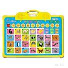 有聲書3-6歲寶寶點讀機拼音漢字英語早教機  JL2493『miss洛雨』TW