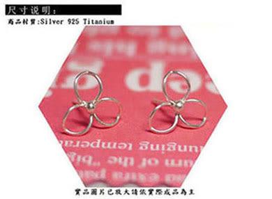 ╭☆ Silver shop ☆╯純銀 S925 耳環[ se 028 ]