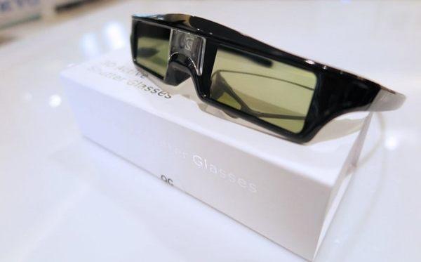 【名展音響】 Optoma BENQ DLP-LinK 充電式 3D 眼鏡 適用W1070 HD26
