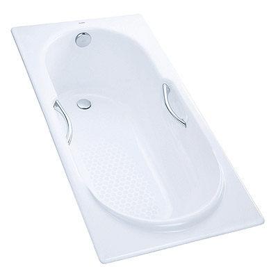 【麗室衛浴】鑄鐵造型浴缸 toto  FBY1530NHP 含原廠落水頭