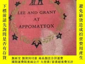 二手書博民逛書店lee罕見and grant at appomattox(阿波馬托克斯的李和格蘭特)Y4542 by mack