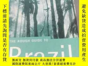 二手書博民逛書店THE罕見ROUGH GUIDE TO BrazilY21714 ROUCH GUIDES ISBN:978