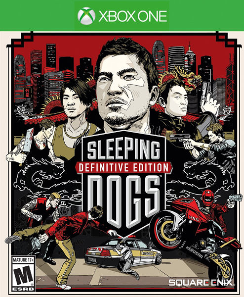 X1 Sleeping Dogs: Definitive Edition 看門狗(美版代購)