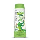 【澳洲Natures Organics】植粹兒童泡泡洗髮沐浴露(Frenzy)400mlx4入-箱購