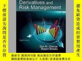 二手書博民逛書店Introduction罕見To Derivatives And Risk ManagementY256260