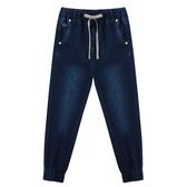 『小鱷魚童裝』牛仔束口長褲(08號~18號)533607