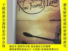 二手書博民逛書店New罕見Found Land: Lewis and Clark s Voyage of Discovery 新發