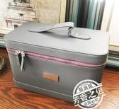 收納盒 多特瑞精油收納包精油盒皮質便攜包大容量73支可放 解憂