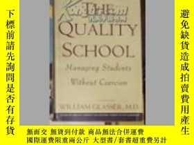 二手書博民逛書店英文原版罕見The Quality School by Will