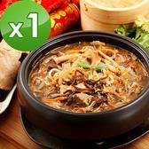 三低素食年菜 樂活e棧 金玉滿堂-御膳鮮羹1盒(1000g/盒)-蛋素