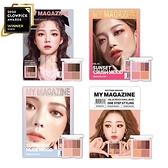 【韓國16BRAND】雜誌眼影腮紅六色盤8.5g (色號任選)