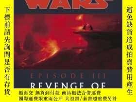 二手書博民逛書店The罕見Art Of Star Wars, Episode Iii - Revenge Of The Sith奇