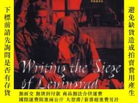 二手書博民逛書店Writing罕見The Siege Of LeningradY256260 Cynthia Simmons