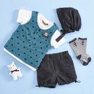 【金安德森】春夏新生兒禮盒-星星熊男生款套裝(共二色)