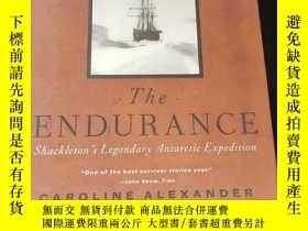 二手書博民逛書店The罕見Endurance: Shackleton s Legendary Antarctic Expediti