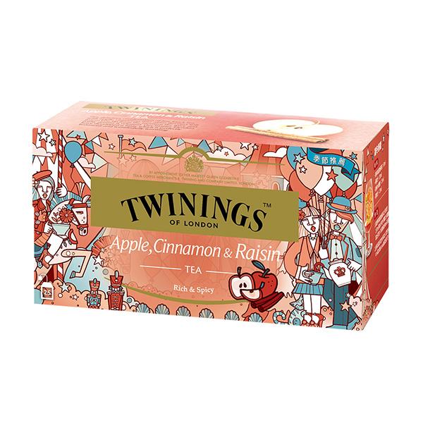 唐寧茶【Twinings】異國香蘋茶(2gx25入茶包)_ 2019 冬季限定
