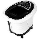 足浴盆全自動加熱按摩洗腳盆電動泡腳盆深桶足器恒溫家用220VATF 格蘭小舖