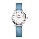 TITONI 梅花麥 瑞士 時尚機械錶 (23978 S-STS-622) 快拆/湛青藍