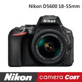 NIKON D5600 + 18-55mm 數位單眼相機
