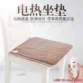 USB電熱毯三春電熱墊辦公室加熱墊坐墊椅墊插電發熱墊暖墊冬季寵物墊熱敷墊 雙12購物節