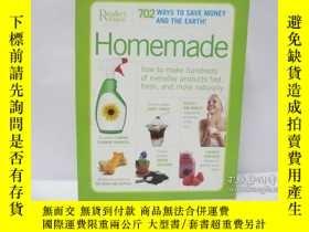 二手書博民逛書店Homemade:罕見How to Make Hundreds