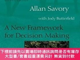 二手書博民逛書店Holistic罕見ManagementY255174 Allan Savory Island Press