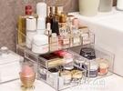 收納盒 化妝品收納盒網紅家用桌面口紅護膚品分類置物架 朵拉朵衣櫥