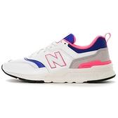 NEW BALANCE系列-女款 白色復古休閒鞋-NO.CW997HAJ
