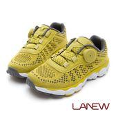 【La new】輕量旋轉釦慢跑鞋(童224690140)