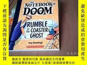 二手書博民逛書店Rumble罕見of the Coaster Ghost(6-8