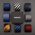romguest領帶男士韓版6cm窄休閒商務職業學生女正裝新郎結婚襯衫【小艾新品】