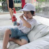 童裝男童純棉HI短袖T恤夏裝新品寶寶嬰兒童圓領上衣潮 道禾生活館