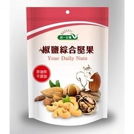 統一生機~椒鹽綜合堅果150公克/包