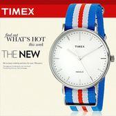【人文行旅】TIMEX | 天美時 TW2P91100 Waterbury INDIGLO 學院風文青 夜光指針錶