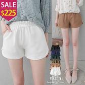 糖罐子*原價398 特價225*口袋縮腰短褲→預購【KK5340】
