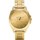 Coach-Boyfriend摩登時髦女錶(手錶 男錶 女錶 對錶)-台灣總代理原廠公司貨-原廠保固兩年