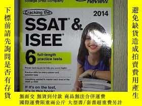 二手書博民逛書店Cracking罕見the SSAT & ISEE, 2014