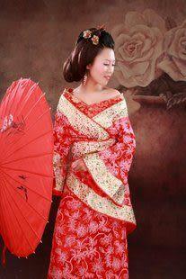 紅色經典品衣江南/唐裝漢服/太平公主/GZ011