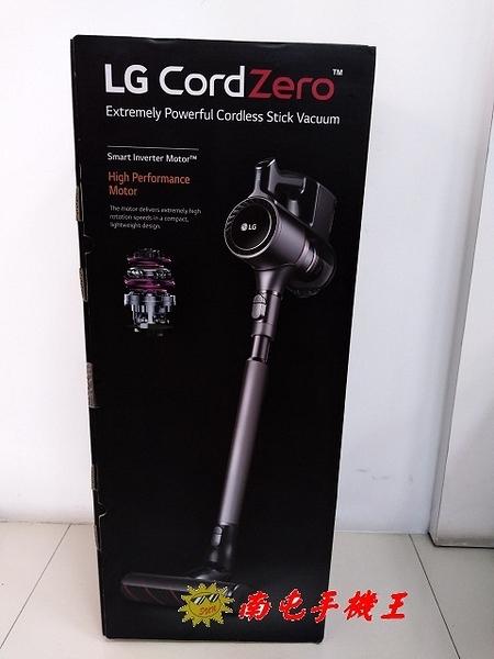 〝南屯手機王〞LG CordZero A9+ A9PBED 快清式無線吸塵器【宅配免運費】