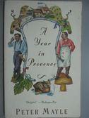 【書寶二手書T7/原文小說_KHQ】A Year in Provence_Mayle, Peter