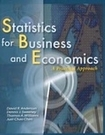 博民逛二手書《Statistics for Business and Econo