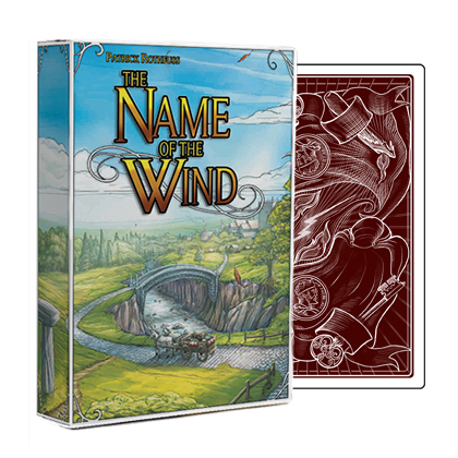 【USPCC 撲克】The name of the wind TABORLIN THE GREAT Playing Cards 記號牌