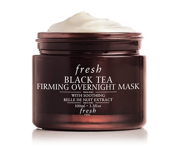 【FRESH】紅茶晚間緊緻面膜BLACK TEA FIRMING OVERNIGHT MASK 100ml【ALaSo美妝】
